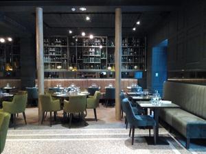 004 La Maison restaurant Lyon salle La maison