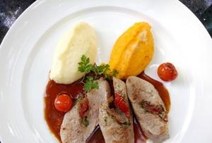 006 La Maison restaurant Lyon plat selection La maison