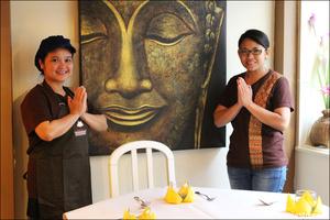 2 equipe restaurant maison thai cuisine thailandaise lyon selection La Maison Thaï
