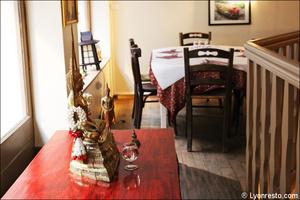 5 salle mezzanine bouddha restaurant maison thai cuisine thailandaise lyon La Maison Thaï