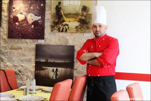 2 chef portrait restaurant roumain la mama s i lyon La Mama S&I