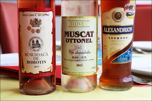 6 bouteilles import roumanie restaurant roumain la mama s i lyon La Mama S&I