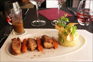 04 mignon porc plat restaurant melodie du piano lyon La Mélodie du Piano