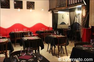 05 salle banquettes restaurant melodie du piano lyon La Mélodie du Piano