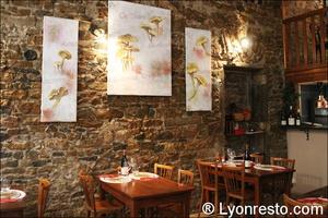 4 tableaux restaurant lyon la morille La Morille