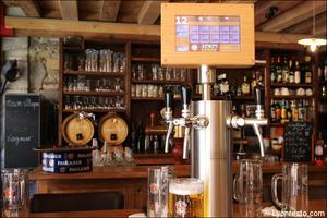 5 tireuse restaurant pub vieux lyon mouss tache La Mouss'tache