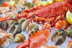 20 La Perle de la Plage homard fruits de mer La perle de la plage