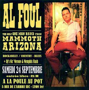 11 La Poule Au Pot Affiche concert La Poule au Pot