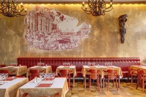 001 Storia Nostra Restaurant salle La storia nostra