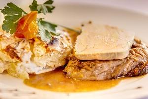 004 Storia Nostra Restaurant foie gras La storia nostra