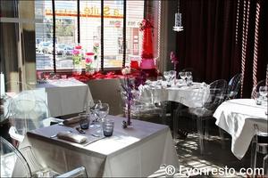 06 deco restaurant tassin la demi lune la suite La Suite