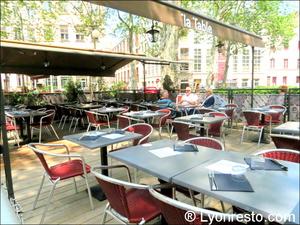 12 la table terrasse la Table