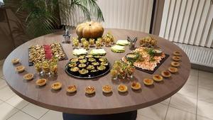 8 La table d Albigny buffet restaurant anniversaire Albigny La table d'Albigny