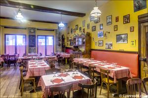 4 La tete de lard Lyon Restaurant Salle La tête de lard
