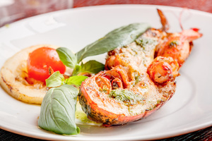 05 homard La Toscane restaurant italien Lyon La Toscane
