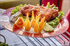 04 plat restaurant indien lal qila lyon Lal Qila