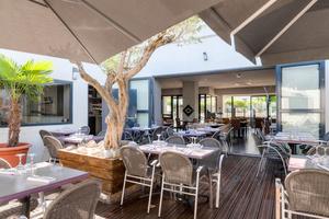 0001 terrasse le 109 restaurant Brasserie Decines Lyon Le 109