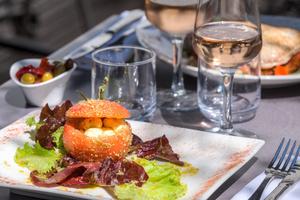 002 tomate farcie le 109 restaurant Brasserie Decines Lyon Le 109