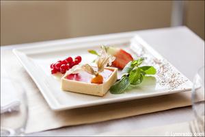 7 Le 217 Brignais Restaurant Plat Tarte Praline Le 217