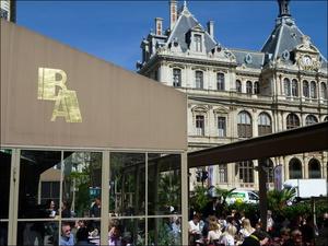 21 Le Bar Americain Terrasse Le Bar Américain