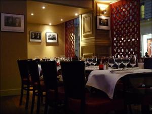 42 Le Bar Americain Salle  Le Bar Américain