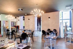 2 basilik restaurant Lyon Fourviere Le Basilik