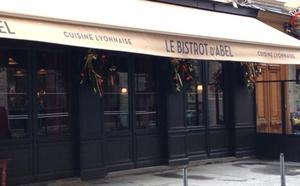 2 facade bistrot abel lyon restaurant Le Bistrot d'Abel