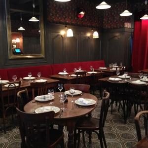 4 salle bistrot abel lyon restaurant Le Bistrot d'Abel