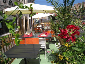 0 Le Bistrot de Saint Paul Restaurant Lyon Terrasse  Le Bistrot de Saint Paul