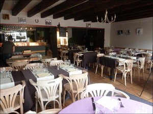 3 Le Bistrot de Saint Paul Restaurant Lyon Salle  Le Bistrot de Saint Paul