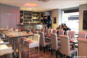 1 salle ensemble restaurant bistrot du theatre lyon Le Bistrot du Théâtre