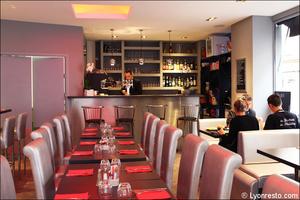 7 comptoir salle restaurant bistrot du theatre lyon Le Bistrot du Théâtre