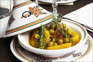 04 tajine poulet olives restaurant bossuet lyon le Bossuet