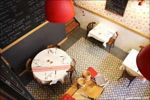 4 salle plongee restaurant bouchon lyonnais sully lyon Le Bouchon Sully