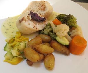 004 Le cafe Saint Amour restaurant plat Le café Saint Amour