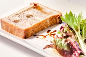 00015 pate en croute restaurant le Caro de Lyon Le Caro de Lyon