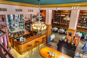 004 Le Caro de Lyon Lyon Restaurant Salle Le Caro de Lyon