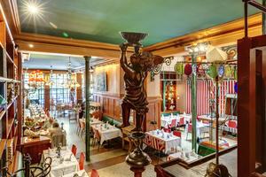 016 Le Caro de Lyon Lyon Restaurant Salle Le Caro de Lyon