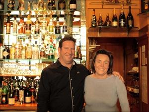 0 juliette et baudoin darras le caro de lyon restaurant brasserie Le Caro de Lyon
