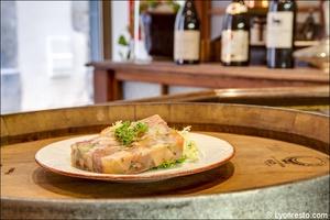 001 Le caveau des gourmands Restaurant Lyon Salle Le caveau des gourmands