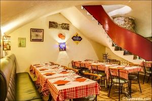 003 Le caveau des gourmands Restaurant Lyon Salle Le caveau des gourmands