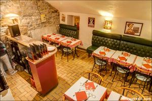 007 Le caveau des gourmands Restaurant Lyon Salle Le caveau des gourmands