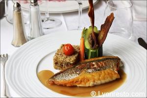 0004 plat restaurant chalut lyon Le Chalut