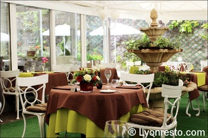 001 terrasse restaurant chalut Le Chalut