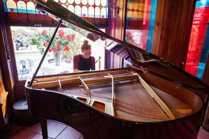 004 Cintra restaurant bar Lyon Cordeliers piano concert Le Cintra