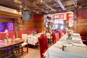 005 Cintra restaurant Lyon brasserie chic salle insolite romantique Le Cintra