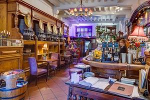 012 Cintra restaurant bar Lyon Cordeliers interieur Le Cintra