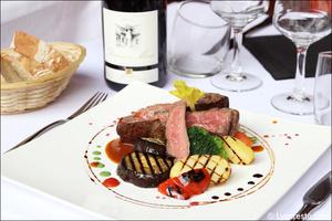 2 plat viande restaurant coeur du pitre lyon Le Coeur du Pitre