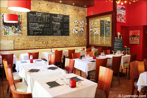 Photo  7-salle-ensemble-rouge-restaurant-coeur-du-pitre-lyon.jpg Le Coeur du Pitre