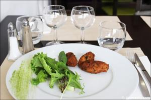 01 accras plat restaurant lyon comptoir de sam Le Comptoir de Sam